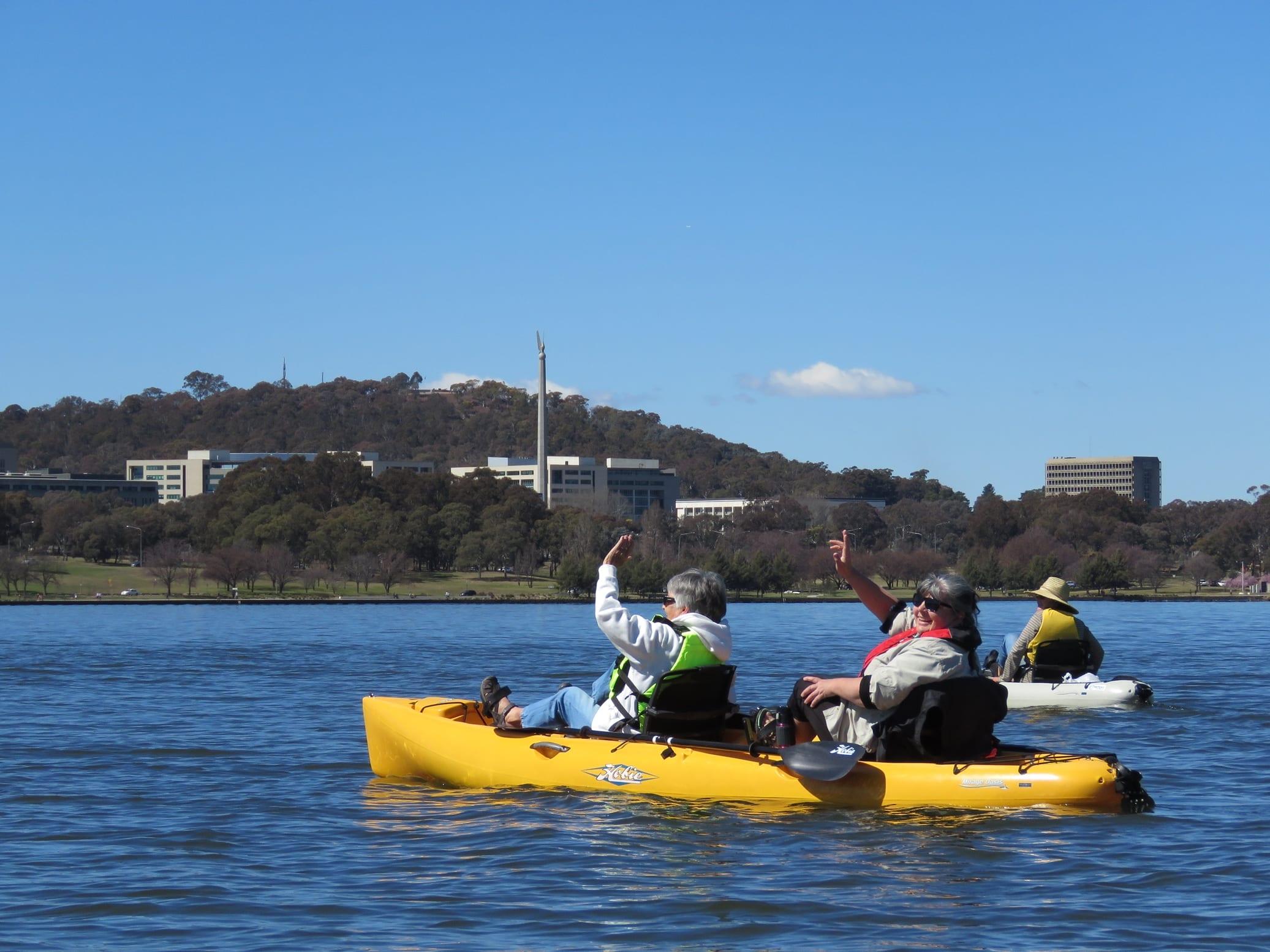 Kayaks canberra