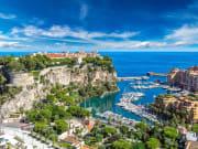 The picturesque city of Monaco