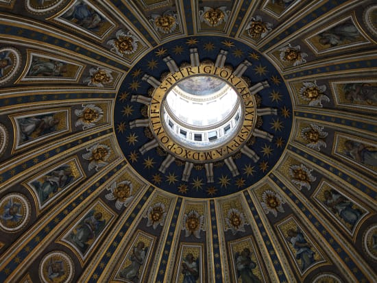Italy_Rome_Vatican_Dome-of-the-Sistine-Chapel_shutterstock_557873131