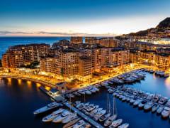 Monaco Harbor Tour from Nice