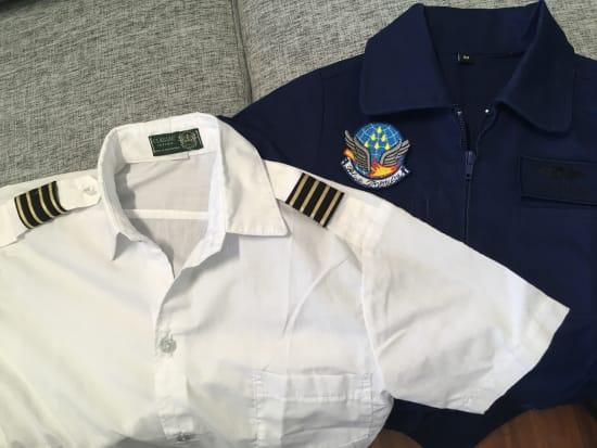 子供要パイロット制服