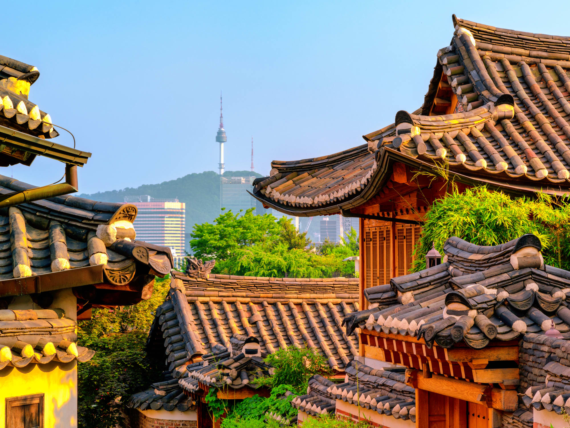 Full Day Panoramic Tour of the Best of Seoul Seoul tours