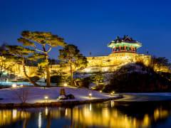 Suwon Hwaseong Fortress shutterstock_367740473