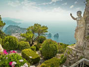 Gardens of Augustus - Capri Private Tour from Rome (1)