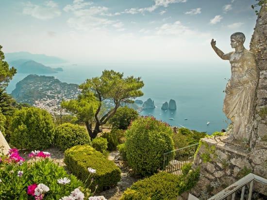 Gardens of Augustus - Capri Private Tour from Rome (1)