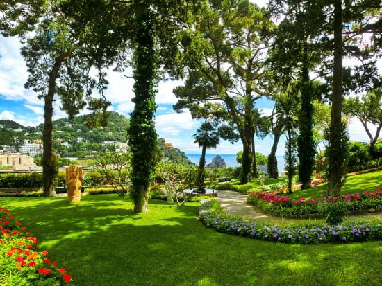 Gardens of Augustus - Capri Private Tour from Rome (2)
