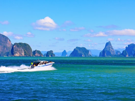James Bond Island And Phang Nga Bay By Speedboat With Nature