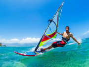 Windsurfing SUP Paddleboarding in Paros and Naxos (6)