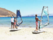 Windsurfing SUP Paddleboarding in Paros and Naxos (4)