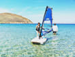 Windsurfing SUP Paddleboarding in Paros and Naxos (3)