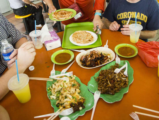 Chinatown food tour singapore