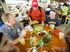 Singapore chinatown food tour