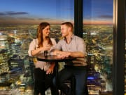 Eureka Skydeck couple enjoying time together