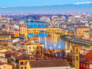 italy_florence_Piazzale Michelangelo sightseeing