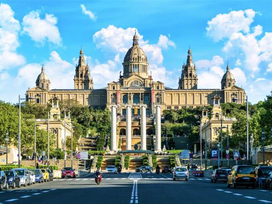 Catalunya National Art Museum