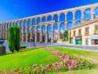 Segovia from Madrid
