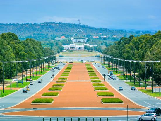 Canberra Anzac Boulevard War Memorial