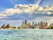Sail along the Sydney Harbour on a relaxing cruise
