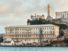 USA_San Francisco_Alcatraz Prison