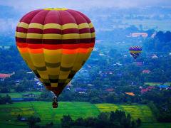 chiang mai balloon
