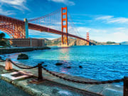 USA_San Francisco Bay_golden gate