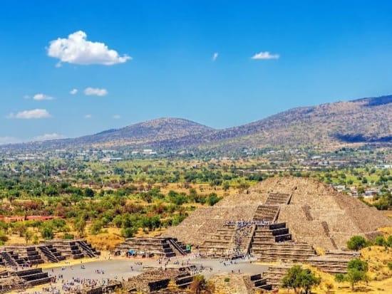 Mexico_Mexico City_Teotihuacan pyramids tour