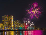 USA_Hawaii_Waikiki_Fireworks-Cruise