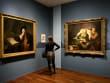 Museum Het Rembrandthuis. Tentoonstellingszaal, Exhibition room. Ferdinand Bol en Govert Flinck 2017, 2018
