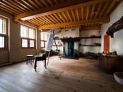 Museum Het Rembrandthuis. Atelier, Rembrandt's former workshop