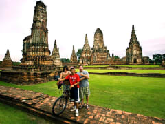 Bangkok Ayutthaya Bike Tour
