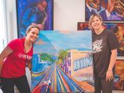 Florida_Miami_Little Havana_Art Gallery