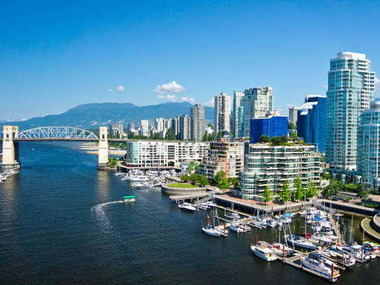 Canada_Vancouver Lookout_River