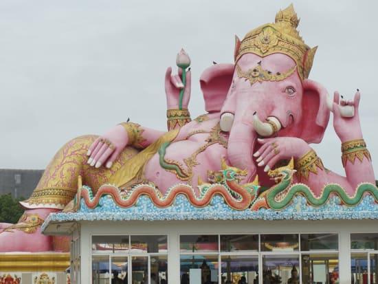 ピンクのガネーシャ寺院訪問ツアーNO.3