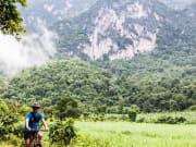 thailand kanchanaburi 3 day cycling tour