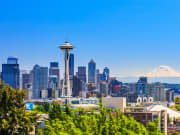 USA_Washington_Seattle_ City Sightseeing Bus Tour