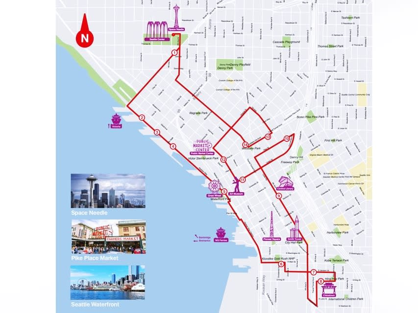 City Sightseeing Seattle Hop-On Hop-Off Bus Tour, Seattle ... on seattle d line map, seattle lightning map, seattle trolleybus map, seattle playground map, seattle bar map, seattle annexation map, seattle car map, seattle hospital map, seattle subway system map, seattle park map, seattle bike path map, seattle construction map, seattle metro map, seattle tree map, seattle bike routes map, seattle city map, seattle washington transportation system, king county metro map, seattle historic streetcar map, capitol hill seattle map,
