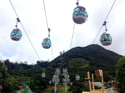 ocean park hong kong cable car ride
