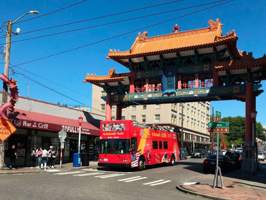City Sightseeing Seattle Hop-On Hop-Off Bus Tour, Seattle