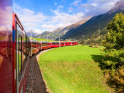 Switzerland Glacier Express_Summer