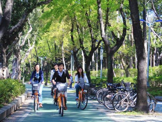 taipei bike tour