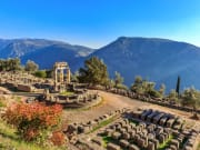 Tholos in Greece