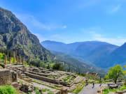 Temple of Apollo Delphi Greece