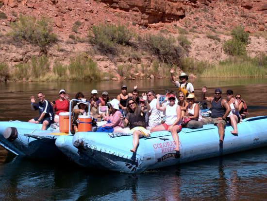 USA_Las Vegas_Grand Canyon_rafting_colorado