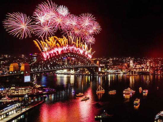 new year cruise sydney
