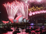 new year cruise sydney fireworks
