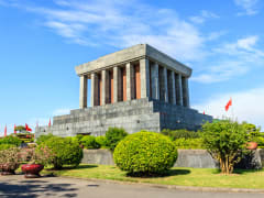 Ho Chi Minh Mausoleum vietnam