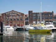 sydney shopper hopper docked near birkenhead point