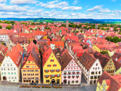shutterstock_170954687 Rothenburg ob der Tauber, Germany