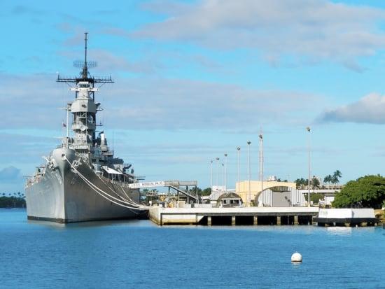 Pearl Harbor Tours >> Battleship Missouri At Pearl Harbor General Admission Premium