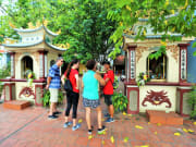 Hanoi village tour by bike